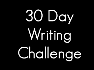 30-day-writing-challenge